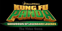 Kung Fu Panda: Showdown of Legendary Legends the Video Game