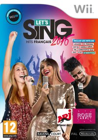 Let's Sing: Hits Français 2016