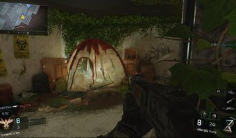 Phát hiện easter egg đầu tiên trong CoD: Black Ops...