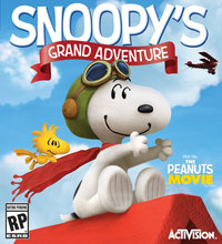 The Peanuts Movie: Snoopy's Grand Adventure