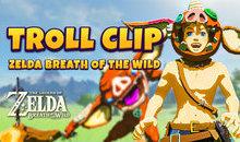 Dạo chơi cùng Kira - The Legend of Zelda: Breath of The Wild