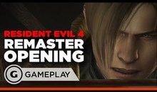 15 phút chơi thử Resident Evil 4 Remaster - Tựa game kinh dị từng khiến hàng nghìn game thủ Việt đắm