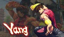 Hướng dẫn Ultra Street Fighter 4 - Nhân vật Yang