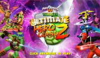 Power Rangers vs Teenage Mutant Ninja Turtles: Ultimate Hero Clash 2