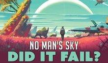 Số lượng người chơi No Man's Sky giảm 78% kể từ khi ra mắt