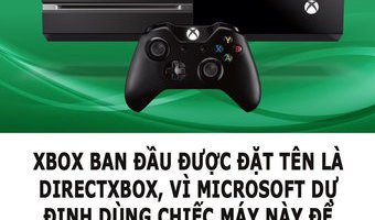 Còn vì sao tên máy là Xbox thì chắc do mê xem XXX :3