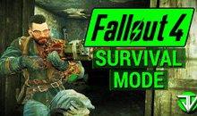Fallout 4 công bố các chi tiết đầu tiên về chế độ Survival Mode