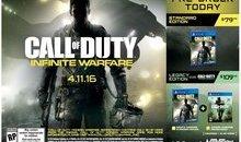 Infinite Warfare sẽ có hệ thống di chuyển tương tự Call of Duty: Black Ops 3