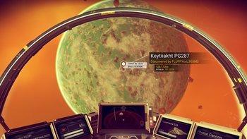 Theo ghi nhận mới nhất là đã có player đầu tiên tìm được hành tinh của player khác ~.~