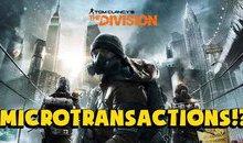 The Division kiên quyết không đưa tính năng mua bán vật phẩm vào game