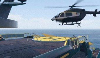 Lái trực thăng chưa bao giờ là chuyện dễ dàng nhở?!