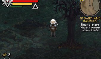 Witcher 3 low setting máy cùi :v