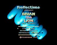 Brian the Lion