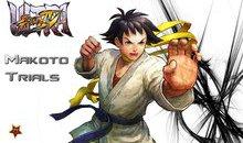 Hướng dẫn Ultra Street Fighter 4 - Nhân vật Makoto
