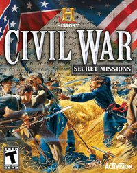 History Channel: Civil War - Secret Missions