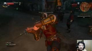 DLC The Witcher 3 :v quẩy lên nào