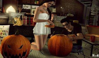 """Mai là Halloween rồi các bác ạ <("""")"""