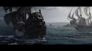 Cơn sốt Pirates of the Caribbean: Dead Men Tell No Tales chưa hết thì Ubisoft giới thiệu game hải tặc...