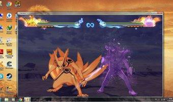Naruto and  Sasuke !  :D